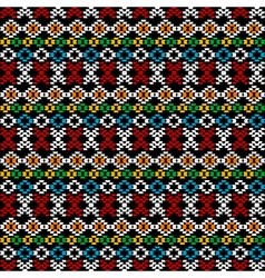 Ethnic carpet background vector