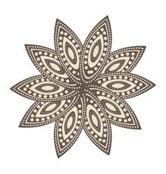 Ethnic indian art vector