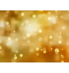 Glittery gold christmas background eps 8 vector