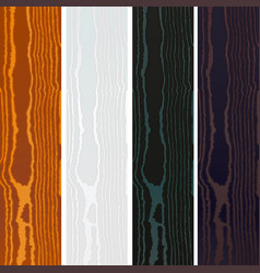 Colored wood boards texture vector