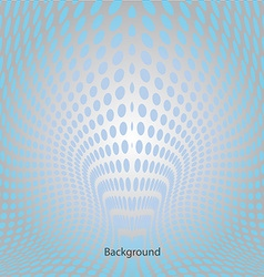 Background dots vector image
