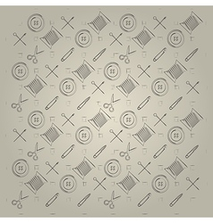 Gray background for handmade vector