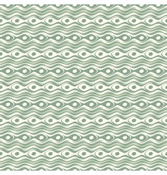 fishes stripes vector image vector image