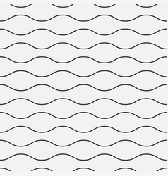 Wavy seamless pattern simple background for your vector
