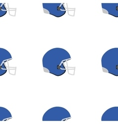 Universal american football seamless vector