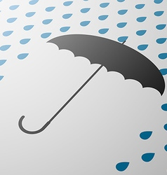 umbrella Stock vector image