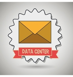 Data center message envelope vector