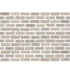 Seamless brick wall vector