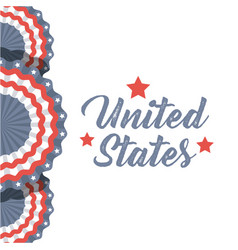 United states design vector