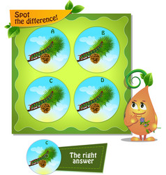 Caterpillar spruce difference vector