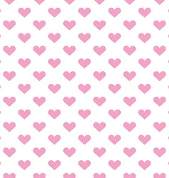 popular love heart decor inspiration idea vector image