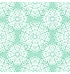 seamless background with lace flowers vector image vector image