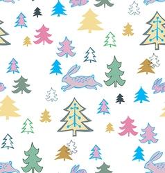 Christmas pattern82 vector