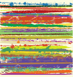 Grunge art abstraction vector