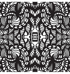 Hand drawn seamless pattern vector