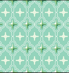 Seamless pattern vintage design vector