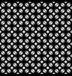 seamless pattern ornate texture vector image