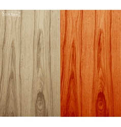 seamless wood background vector image vector image