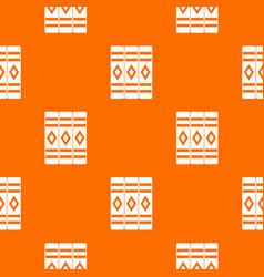 Three literary books pattern seamless vector
