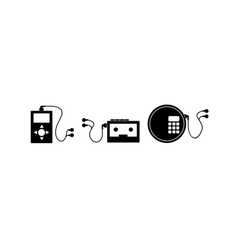 Music device vector