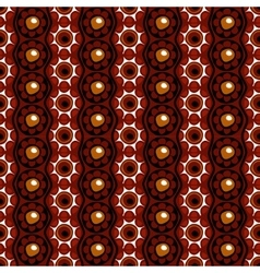 pattern in African style vector image