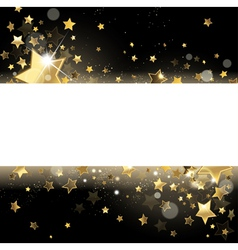 background stars vector image vector image