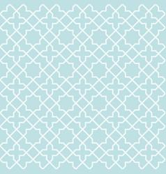 symmetry line geometric seamless pattern vector image
