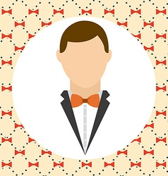Husband design vector