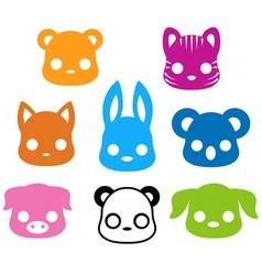 Animal Set vector image