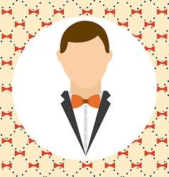 husband design vector image