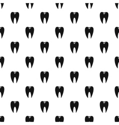 Stomatology pattern simple style vector