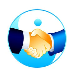 Handshake vector