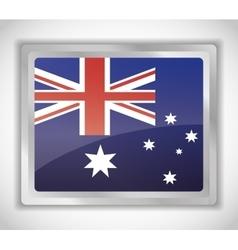 australia related image vector image