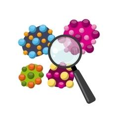 biology science design vector image vector image