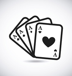 Casino game vector