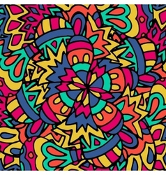 Ethnic patternsgeometric picture authentic boho vector
