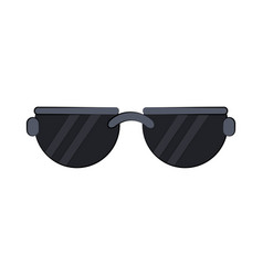Sunglasses eyewear icon image vector