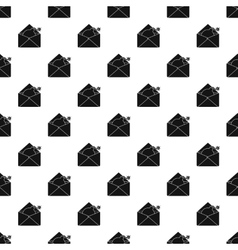 Hacking e-mail pattern simple style vector