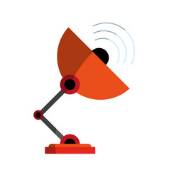 Telecommunications related icon image vector
