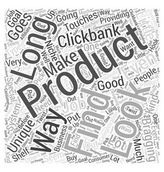A Little Bragging Goes a Long Way Word Cloud vector image