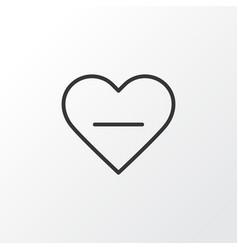 Favorite icon symbol premium quality isolated vector