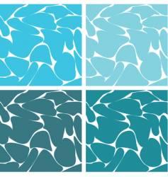 water design seamless vector image