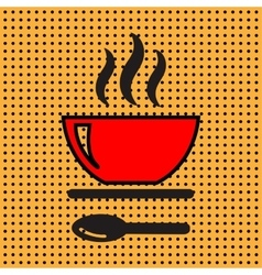 Icon soup vector