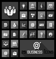 Business icons concepts vector