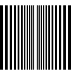 Seamless mono background vector