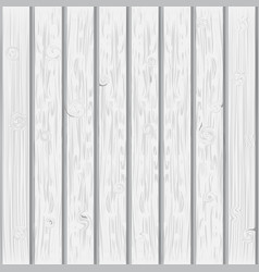 white wood plank texture background vector image vector image