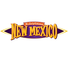 New mexico the land of enchantment vector