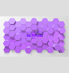 Geometric atomic abstract background vector