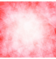 Red abstract backgrounds vector image