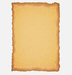 Ancient Scroll Paper copy vector image vector image